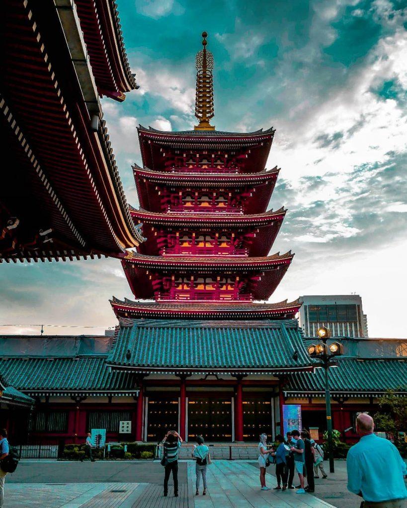 NAGOYA – OSAKA – KYOTO – FUJI MT – TOKYO