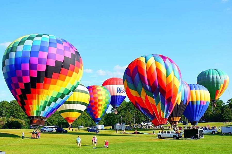Đến Huế – Đà Nẵng tham gia 2 Lễ hội Khinh khí cầu nối tiếp nhau lễ 30/4 này