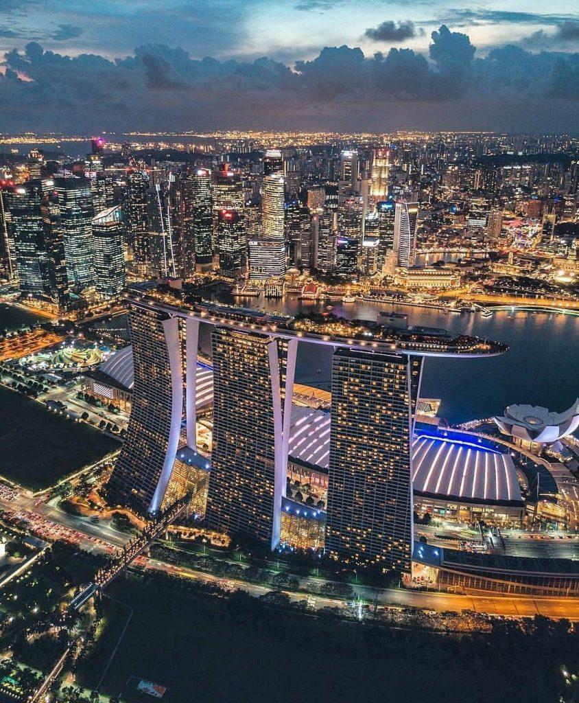 HÀ NỘI – SINGAPORE – HÀ NỘI 4N3D (BAY VJ)